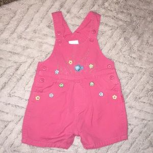 Baby girl perfect condition vintage Carter's 6/12m